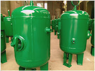 ประเทศจีน Sandblasting Compressed Nitrogen Storage Tank Vertical 0.8Mpa Low Pressure บริษัท