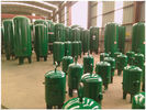 ประเทศจีน 2000 Liter 13 Bar Carbon Steel Oxygen Storage Tank For Air System Custom Pressure บริษัท