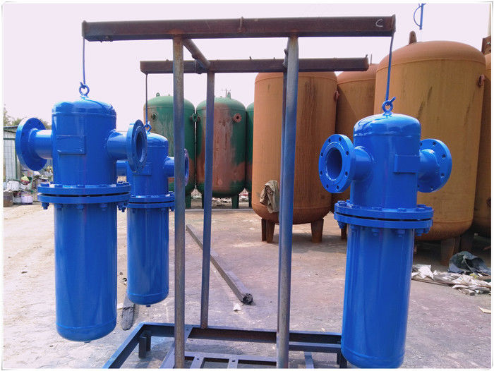 ASME Standard Vertical Low Pressure Air Tank Vessel For Compressed Air System