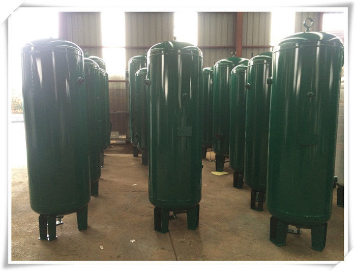 Easy Installed Compressed Air Storage Tank , Compressed Air Accumulator Tank