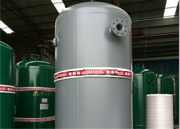 Gas Storage Low Pressure Air Tank Long Lasting Pressure Vessel Double Sided Welding